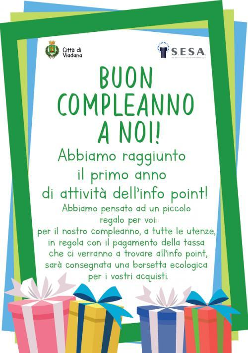 L\'INFO POINT COMPIE 1 ANNO